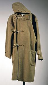 Coat, Duffle Coat: Royal Navy