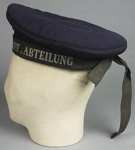 Hat, Matrosenmütze: O/Rs, Marine Luftschiff Abteilung