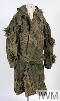 British Sniper's Camouflage 000000