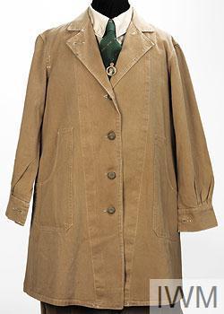 Coat Overall WLA (UNI 12378)