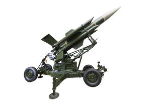 SAGW 2 Thunderbird (surface-to-air guided missile)