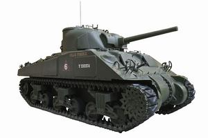 Sherman M4A4 Medium Tank (Willie Pusher II)