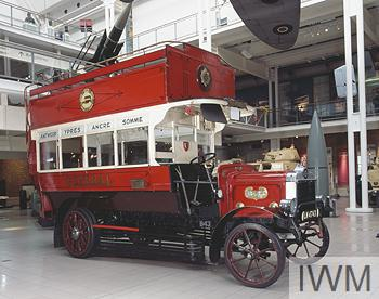AEC B Type Bus (B43 Old Bill)