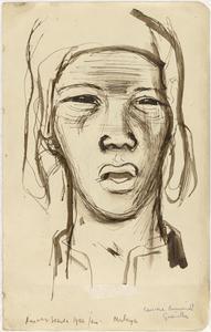 Chinese Criminal - Guerilla, Malaya, January 1942 verso: Bampong, Thailand