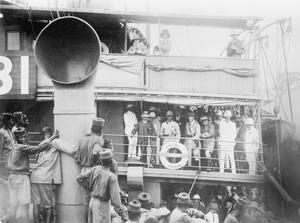 THE CAMPAIGN IN EAST AFRICA 1914-1918
