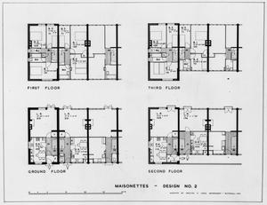 POST WAR PLANNING AND RECONSTRUCTION IN BRITAIN: DESIGNS FOR THE 'PEOPLES HOUSE'