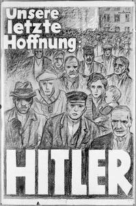 UNSERE LETZTE HOFFNUNG - HITLER [Our Last Hope - Hitler]