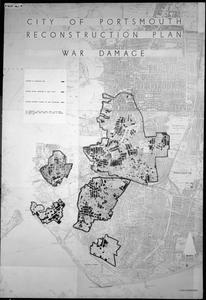 POST WAR PLANNING AND RECONSTRUCTION IN BRITAIN: PORTSMOUTH