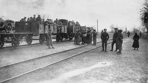 THE SURRENDER OF BULGARIA 1918