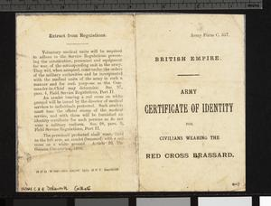 Private Papers of Misses C and E Dodsworth