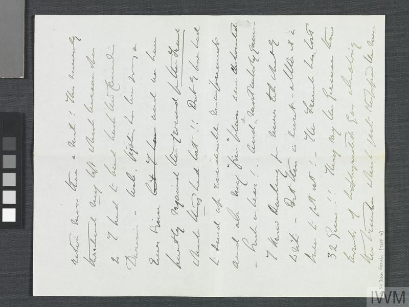 Private Papers of Field Marshal Sir John French OM KP KCMG GCB GCVO DCL LLD