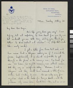 Private Papers of Flying Officer K C Gundry