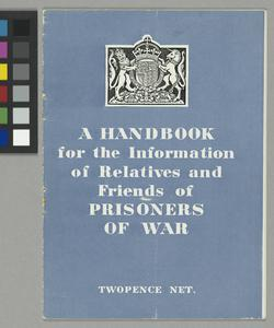 Prisoner of War Documents and Newspapers, Second World War
