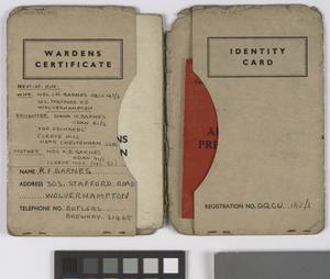 Home Front Government information leaflets, World War II