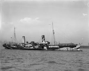THE BELGIAN NAVY DURING THE FIRST WORLD WAR