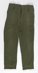 Trousers, (lightweight, O.G.): British Army