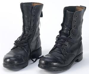Boots, Combat, High, MKII: British Army