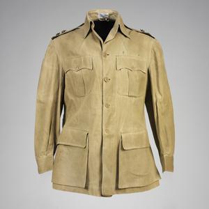 Bush Jacket, Khaki Drill: Second Lieutenant, Singapore District Command