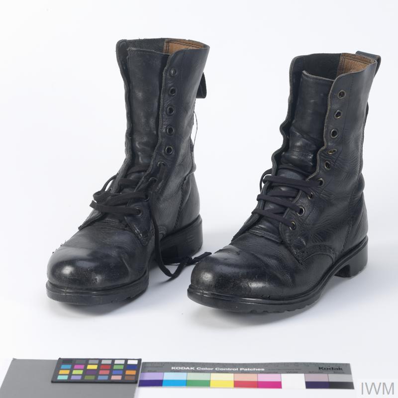 Boots, Combat, High, MKII: British Army (UNI 13487)