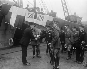 BRITISH DIPLOMACY, 1914-1918