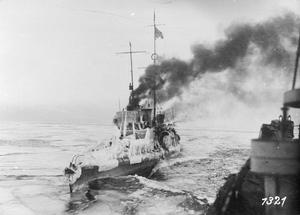THE GERMAN NAVY IN THE BALTIC, 1914-1918