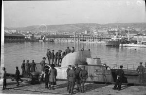 THE ROYAL NAVY ON THE ITALIAN FRONT, 1917-1918
