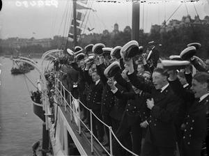 THE ROYAL NAVY IN BRITAIN, 1919-1939