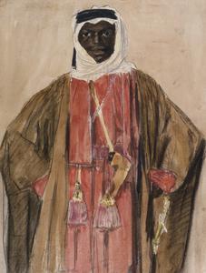 The Bodyguard to Emir Sherif Feisal