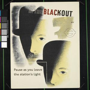 In the Blackout - Pause As You Leave the Station's Light