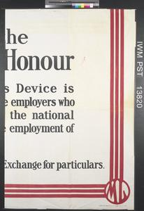 This is the Seal of Honour