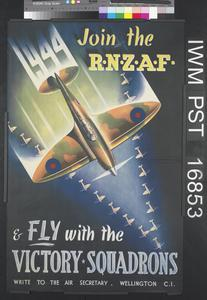 1944 - Join the RNZAF