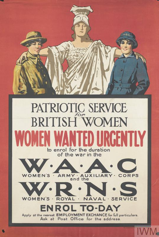 Women Wanted Urgently
