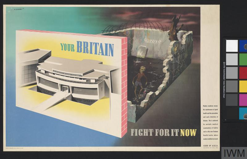 Your Britain - Fight for it Now (Health Centre)