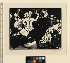 """C'est la Guerre!"", 1916, Portfolio of Six Prints"