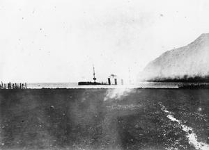 THE BATTLE OF THE FALKLAND ISLANDS 8 DECEMBER 1914