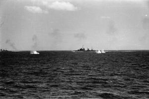 THE ROYAL NAVY DURING WORLD WAR TWO