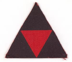 badge, formation, 3rd Infantry Division