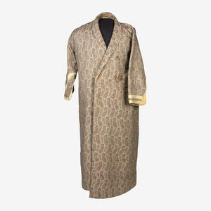 Dressing Gown, civilian: T E Lawrence
