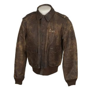 Flying Jacket, Type A-2: 615th BS, 401st BG, 8thUSAAF