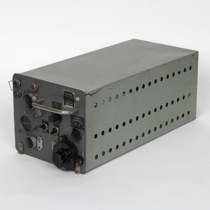 Radar Equipment, Receiver Type R 3170 A, British