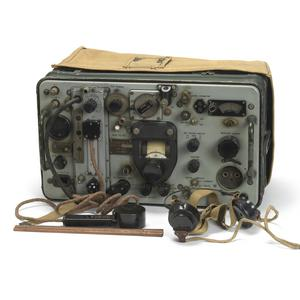 Wireless Equipment, Wireless Set No 21, British