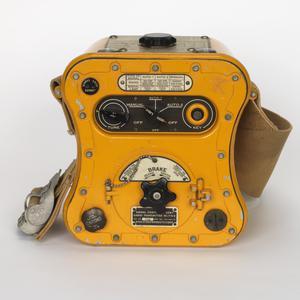 Wireless Equipment, Transmitter BC-778-D : American