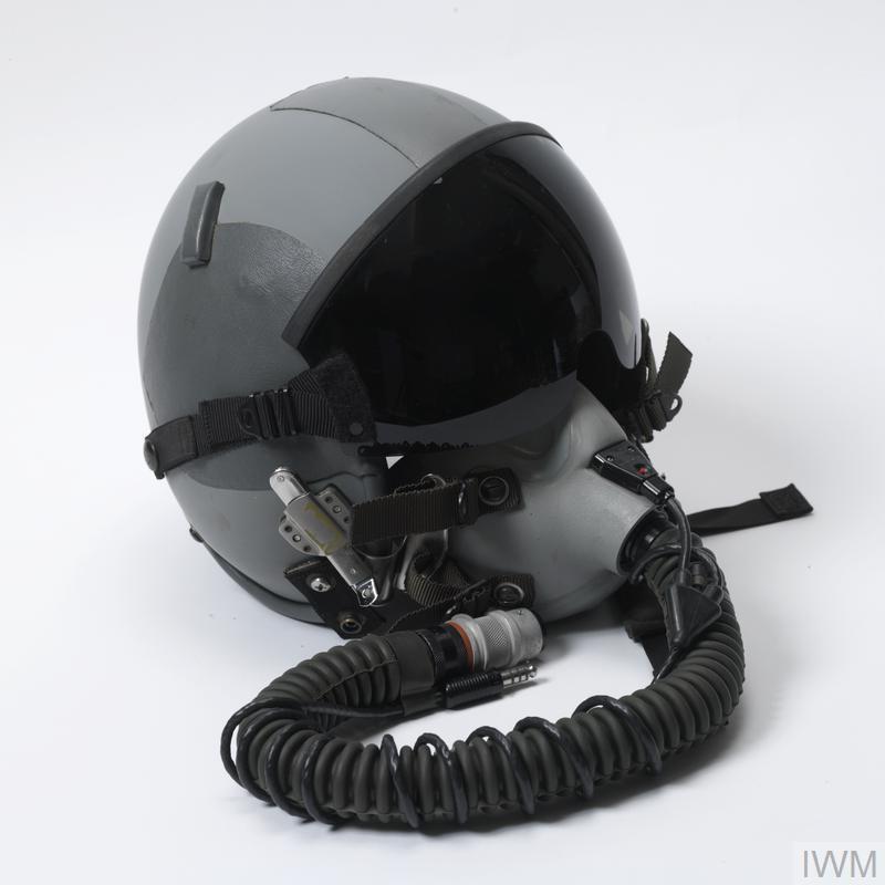Flying Helmet Type Hgu 55 P With Visor Amp Oxygen Mask