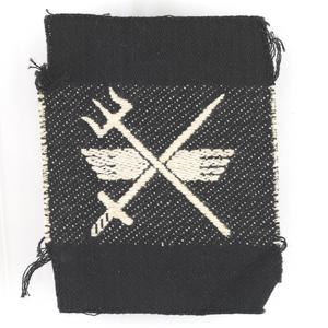 badge, formation, Indian, 33 Indian Corps