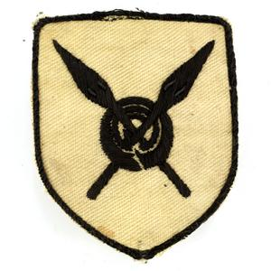 badge, formation, British Colonial,  82nd (West African) Division
