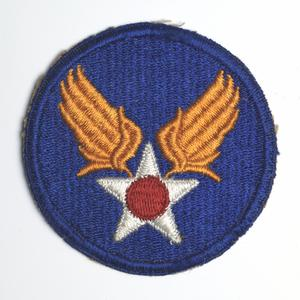 badge, formation, American, Army Air Force