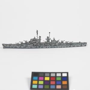 Ship Scale Model, US San Diego Class light cruiser: American