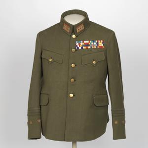 Jacket M1938 Type 98 (tropical) O/Rs: Japanese