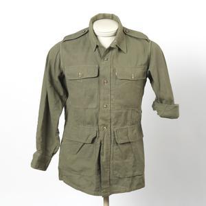 Bush Jacket, Jungle Green (Aertex) Indian Pattern: British Army