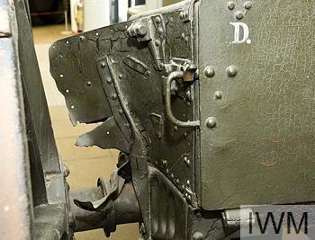Limber for QF 13 pdr Mk 1 (Nery Gun)